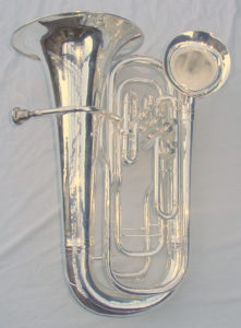 Double Belled Euphonium